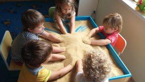 песочная терапия тревожности